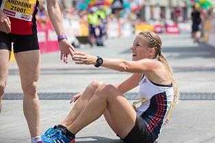 Sport Laufen Marathon