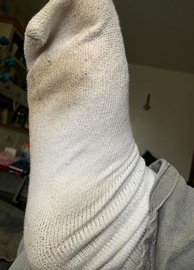White Socks- Brandon