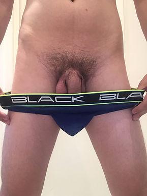 Andrew Christian Black Briefs