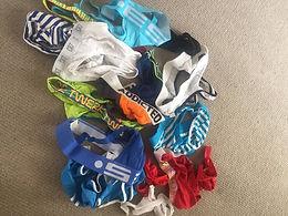 15 Pairs of underwear (James)