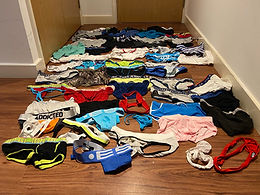 60 Pairs Used Underwear - James