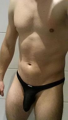 Black Thong (TOM)