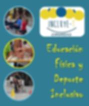 Cartel de Incluye-T Canarias