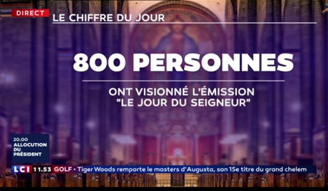 Télévision - chaîne LCI