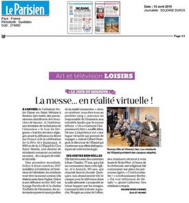 Journal LeParisien