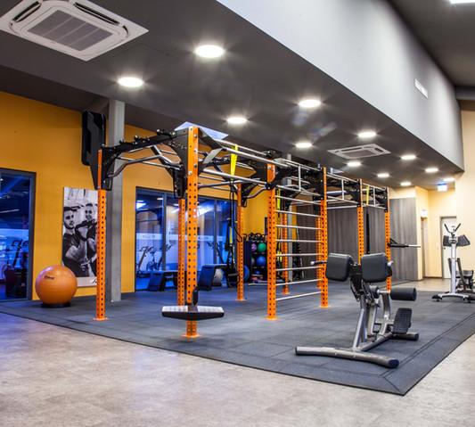 Just Fit Fitnessstudio