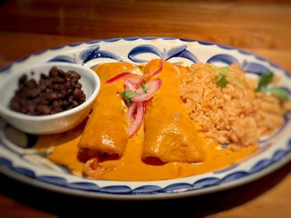 Enchiladas Habanero