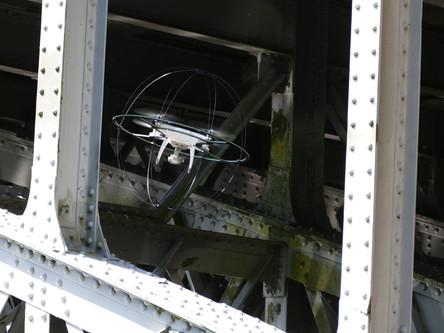 Introducing DRONECAGE