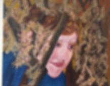 Portrait I Spy Di Parsons Art