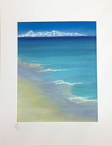 Pastel, Leighton Beach Perth Di Parsons Art