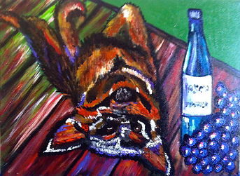 Pawtrait Dogs of Wineries