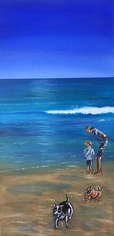 Seascape Di Parsons Art