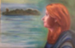 Portrait Painting Di Parsons Art