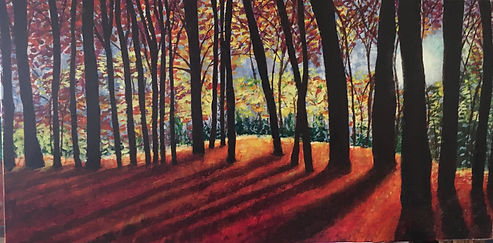 Landscape In The Forest Di Parsons Art