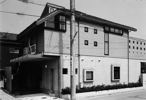 Kamifukuoka house-st1