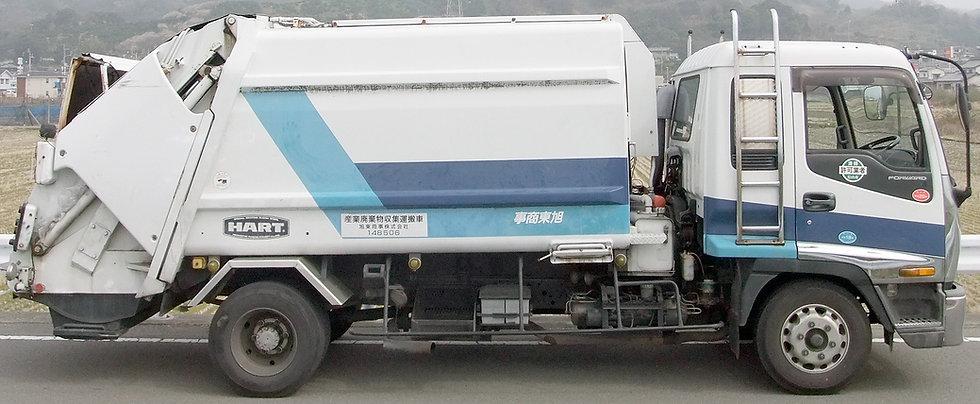 旭東商事株式会社トラック