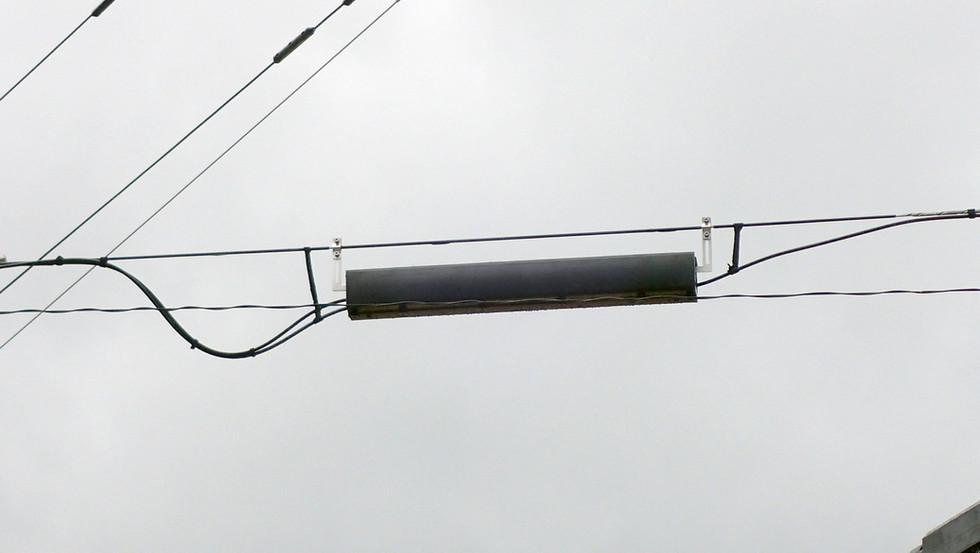 光ケーブル接続作業1