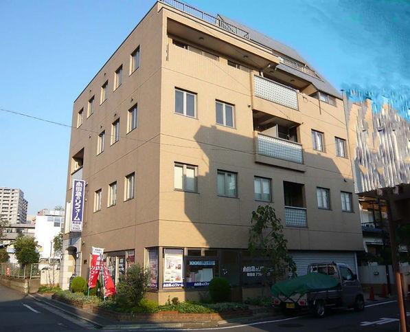 Machida building-sf