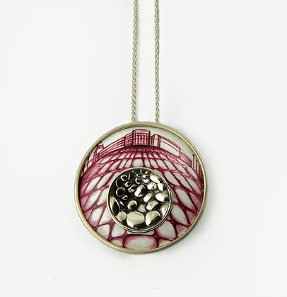 Red City Necklace