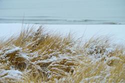 Lake Michigan Winter