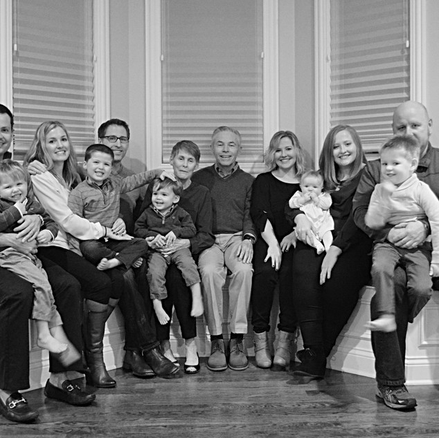 Twas the Family Before Christmas