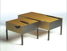 Tables; à café et d'appoint    VENDU