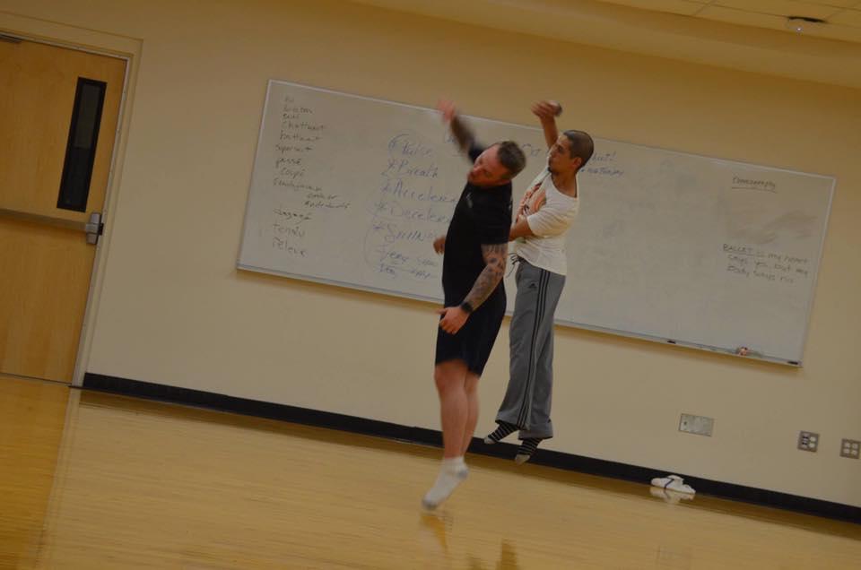Choreography Improv