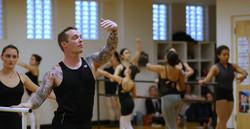 Advanced Ballet Master Class