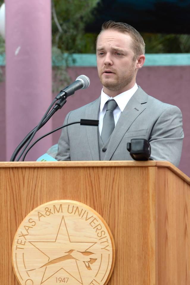 President of Student Vets Org