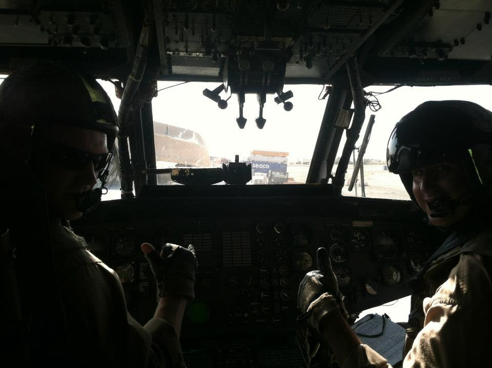 Piloting in Afghanistan