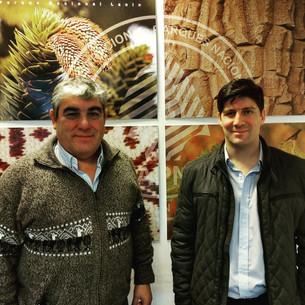 Encuentro de trabajo entre el PNL y la Secretaría de Turismo de SMA