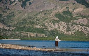 Exámenes para guías de Pesca del PNL