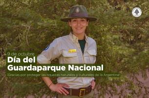 Feliz Día del Guardaparque Nacional