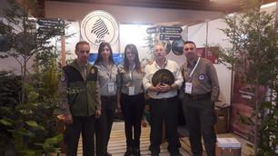 El Parque Nacional Lanín participó de la Feria de Turismo de Neuquén