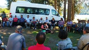 Nueva reunión de la mesa unificada de Comanejo