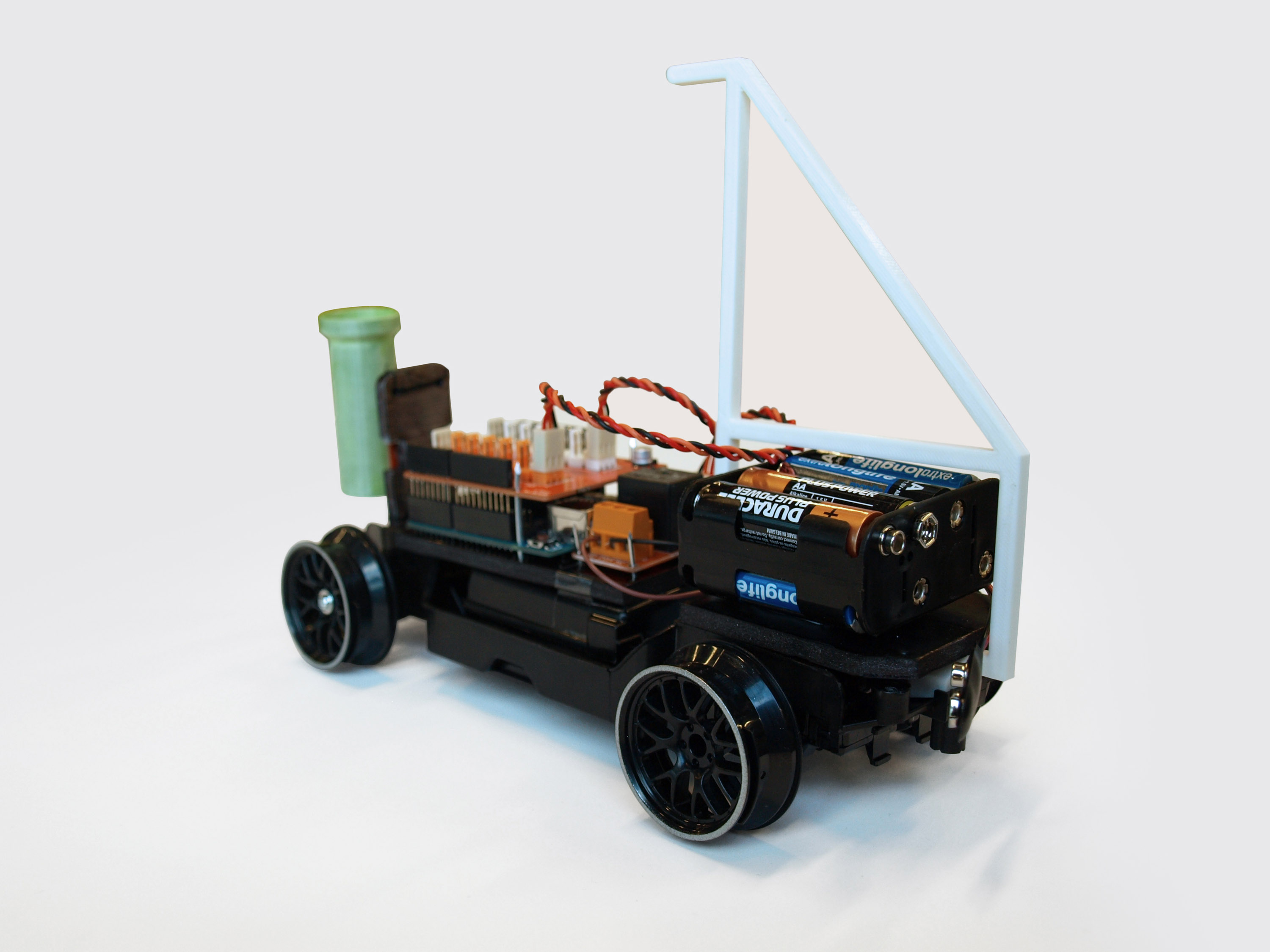Arduino Car Back
