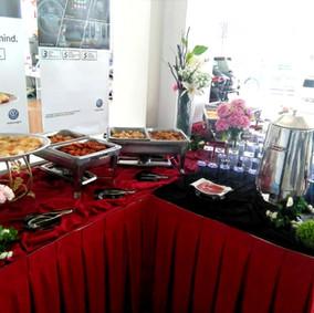 Buffet Setting 7