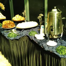 Buffet Setting 10