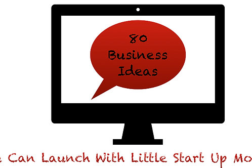80 Business Ideas