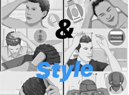 Wash & Style Method