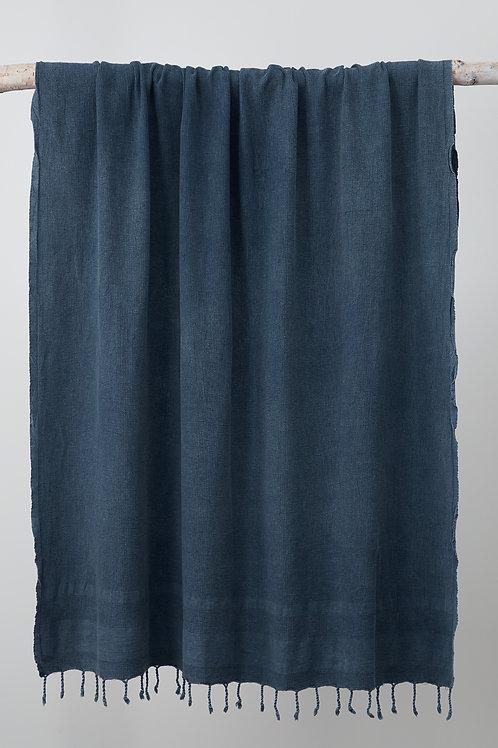 MIA MINI WAFFLE - MIDNIGHT BLUE