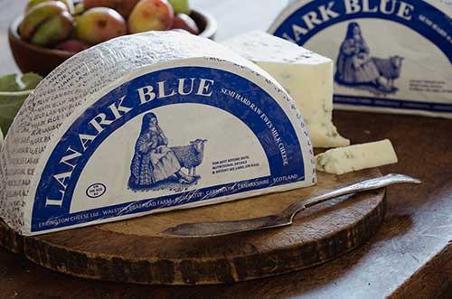 Errington Cheese - Lanark Blue