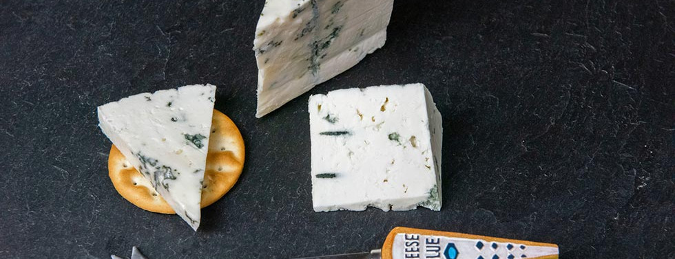 Errington Cheese - Biggar Blue