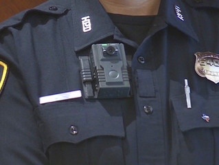 Houston Police Department's Acquisition of Body Cameras Could Prove Invaluable in Defending Criminal