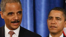 Eric Holder's Legacy-As Nation's First Black Attorney General