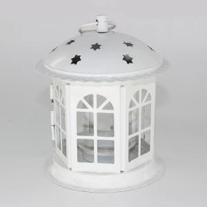 White Metal Lanterns