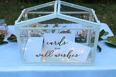 Wishing Well- Rose Gold Decals