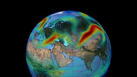 비행 시간, 이상 기후, 그리고 제트 기류