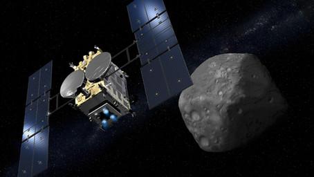 인류의 새로운 광산, 소행성