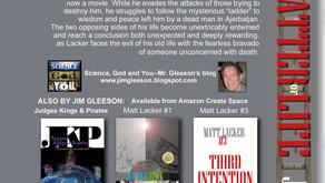 An Ex-Pastor in Jim Gleeson's novel,   The Matter of Life, tells why he left!